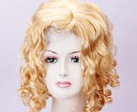 丙纶纤维/PP纱应用于人假发