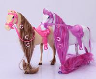 丙纶纤维/PP纱应用于玩具毛发