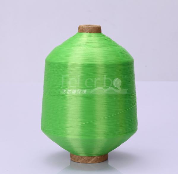 玩具毛发 彩色丙纶纤维/PP纱 T0014